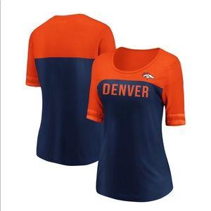 Denver Broncos women's tshirt